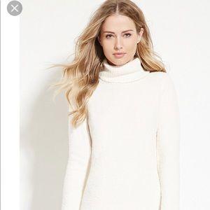 Raulph lauren fuzzy sweater